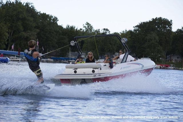 2022 Starcraft boat for sale, model of the boat is 221STARSTEP/EIO & Image # 4 of 13