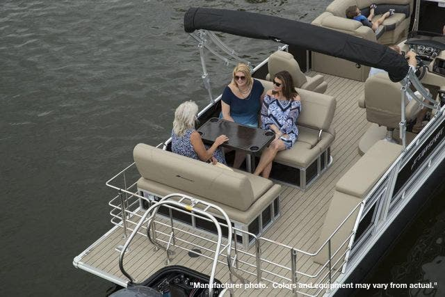 2022 Starcraft boat for sale, model of the boat is CX23DLTT & Image # 4 of 16