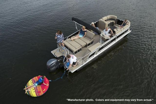 2022 Starcraft boat for sale, model of the boat is CX23DLTT & Image # 5 of 16
