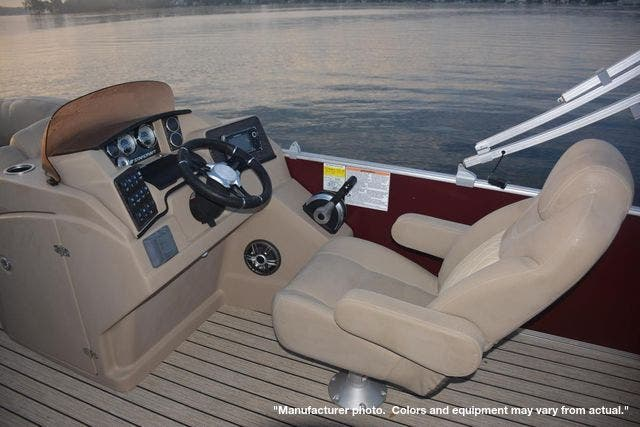 2022 Starcraft boat for sale, model of the boat is CX23DLTT & Image # 7 of 16