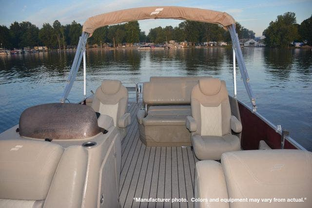 2022 Starcraft boat for sale, model of the boat is CX23DLTT & Image # 8 of 16