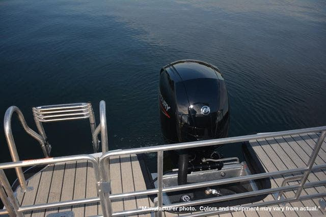 2022 Starcraft boat for sale, model of the boat is CX23DLTT & Image # 9 of 16