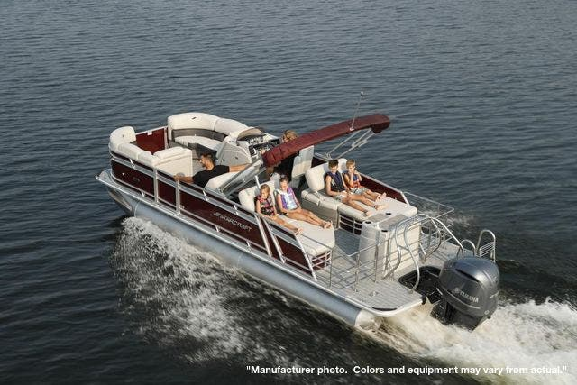 2022 Starcraft boat for sale, model of the boat is CX23RLTT & Image # 3 of 4