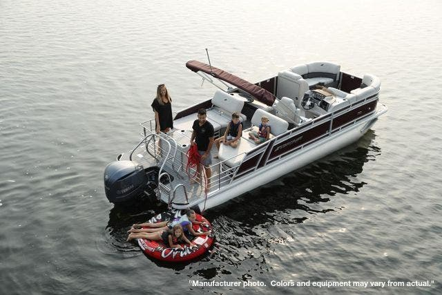 2022 Starcraft boat for sale, model of the boat is CX23RLTT & Image # 4 of 4
