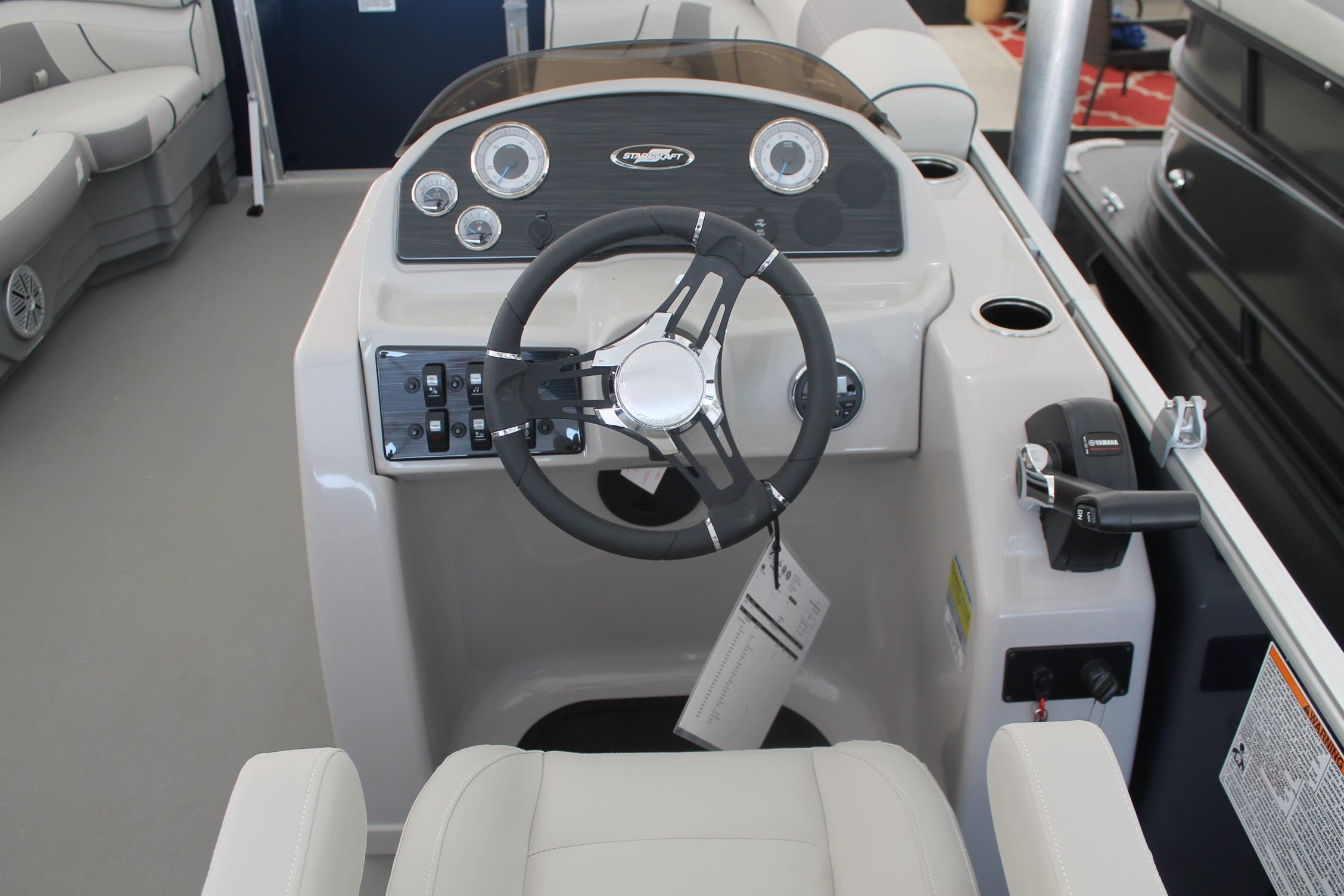 2022 Starcraft boat for sale, model of the boat is EX 20C & Image # 7 of 13