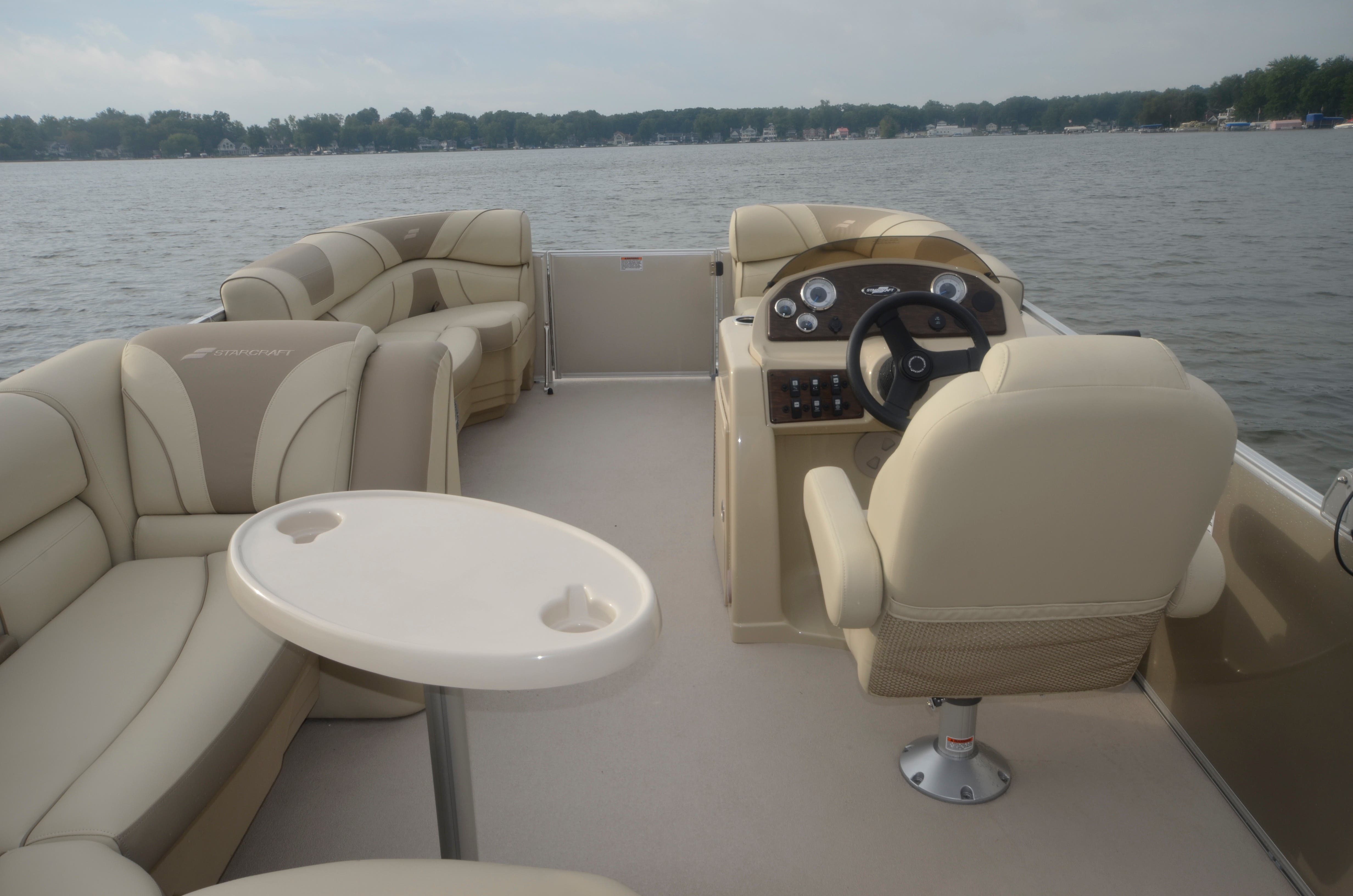 2022 Starcraft boat for sale, model of the boat is EX 20C & Image # 11 of 13
