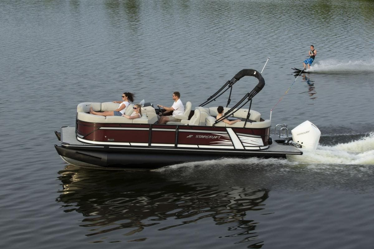 2022 Starcraft boat for sale, model of the boat is SLS 3 & Image # 3 of 4