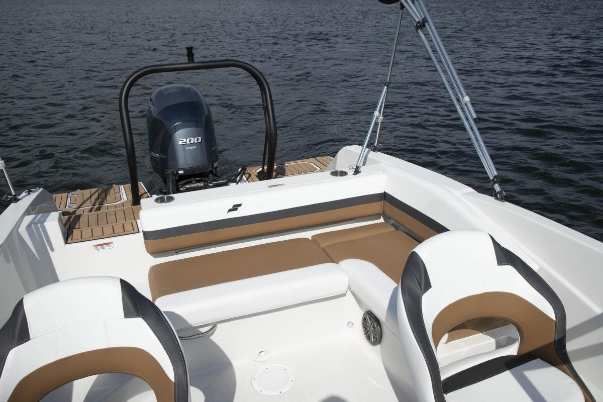 2022 Starcraft boat for sale, model of the boat is SVX 190 OB & Image # 6 of 6