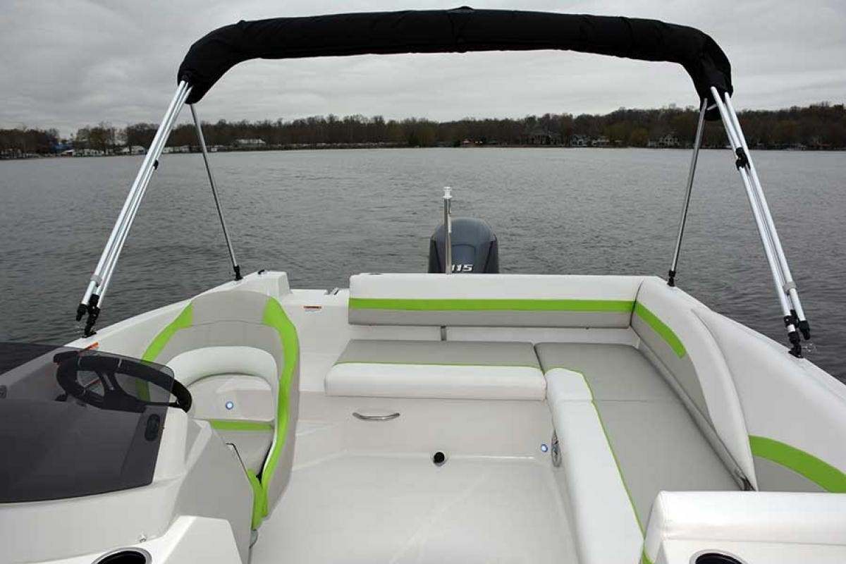 2022 Starcraft boat for sale, model of the boat is SVX 191 OB & Image # 5 of 5