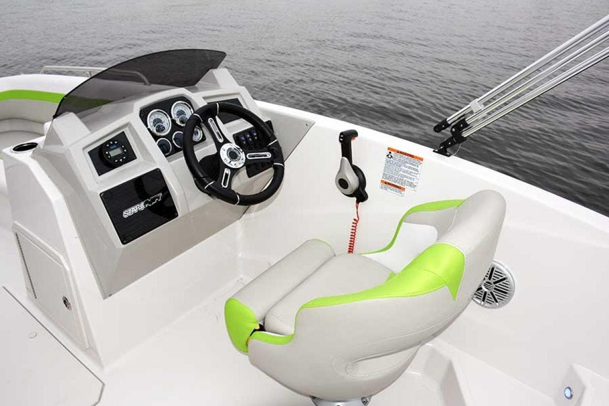 2022 Starcraft boat for sale, model of the boat is SVX 191 OB & Image # 4 of 5