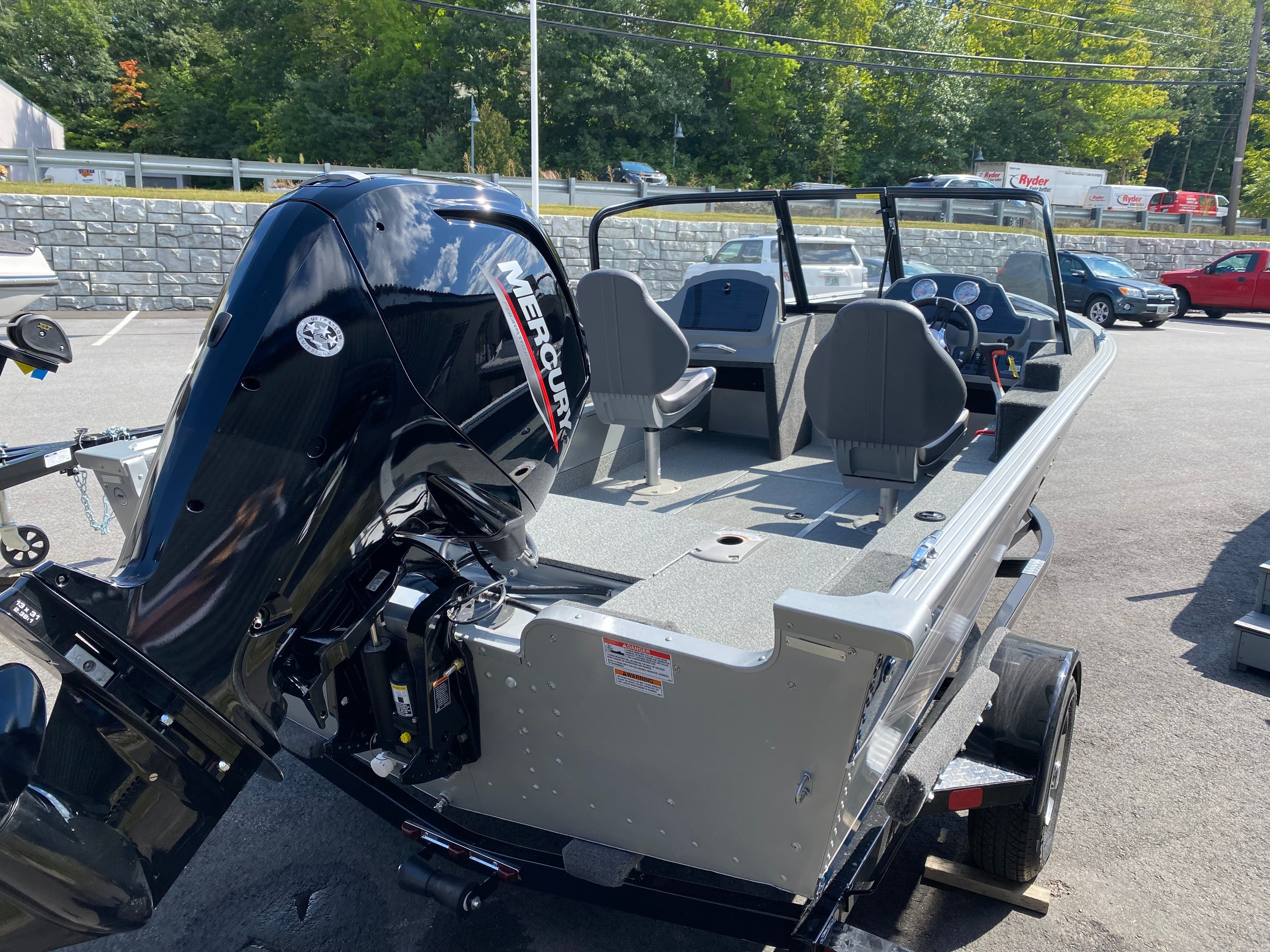 2022 Starcraft boat for sale, model of the boat is Stealth 166 DC & Image # 3 of 9