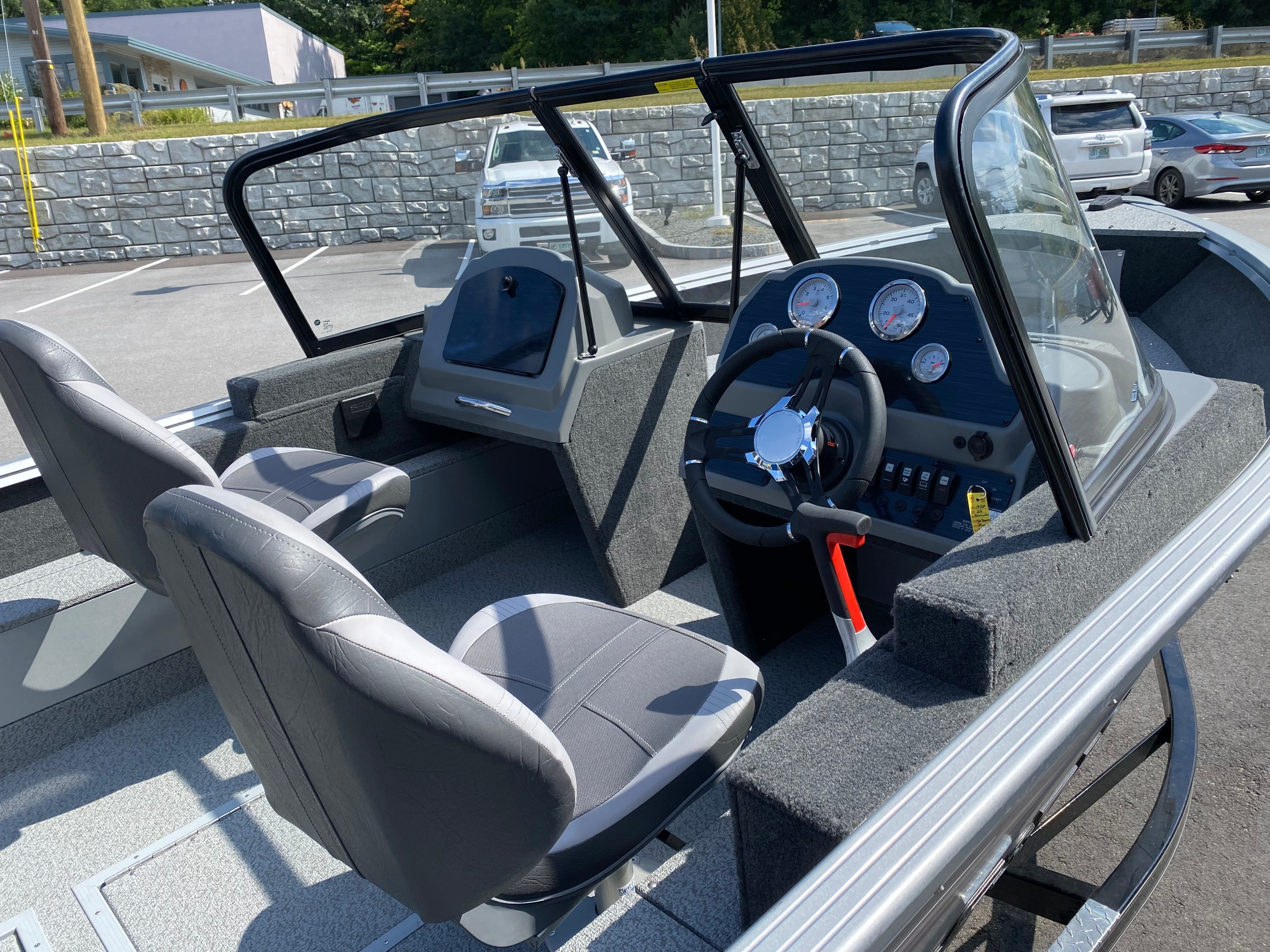 2022 Starcraft boat for sale, model of the boat is Stealth 166 DC & Image # 4 of 9