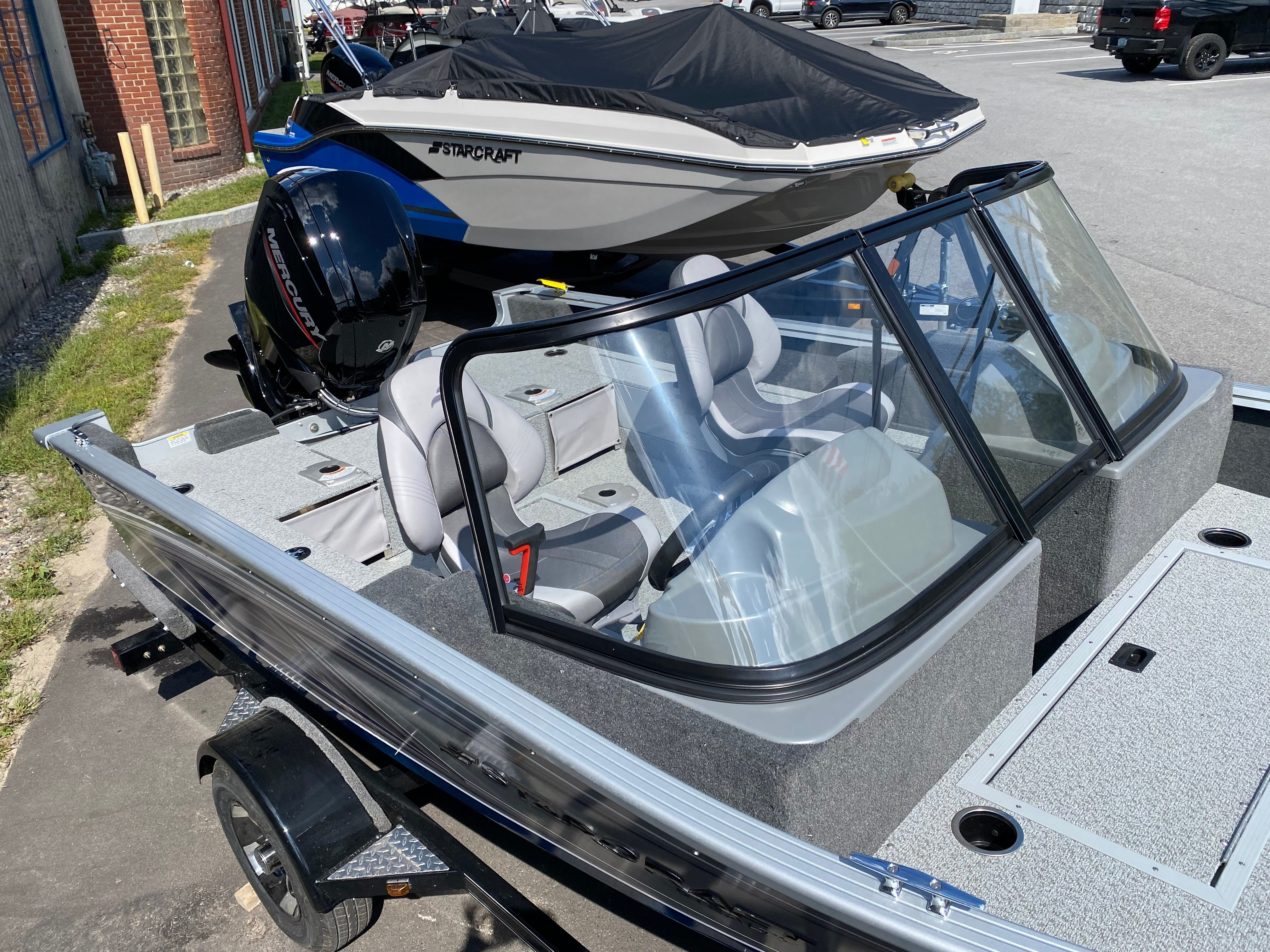 2022 Starcraft boat for sale, model of the boat is Stealth 166 DC & Image # 5 of 9