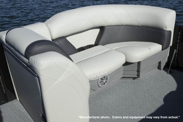2022 Sylvan boat for sale, model of the boat is 24-Mirage X5 TT & Image # 4 of 5