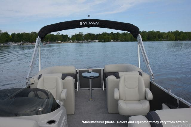 2022 Sylvan boat for sale, model of the boat is 8522MirageLZ & Image # 6 of 17
