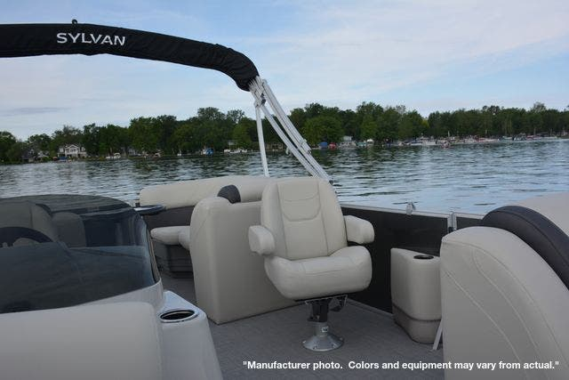 2022 Sylvan boat for sale, model of the boat is 8522MirageLZ & Image # 13 of 17