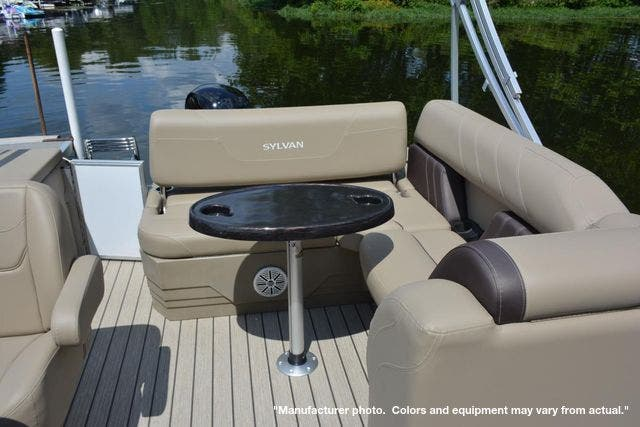 2022 Sylvan boat for sale, model of the boat is 8522MirageLZ & Image # 15 of 17