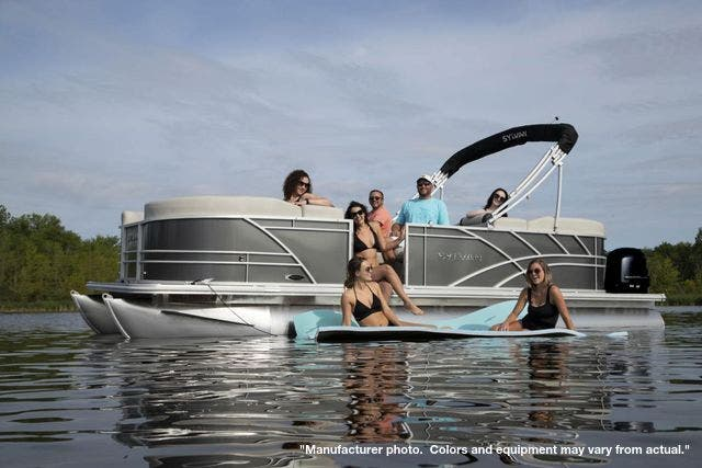 2022 Sylvan boat for sale, model of the boat is 8522MirageLZ & Image # 16 of 17