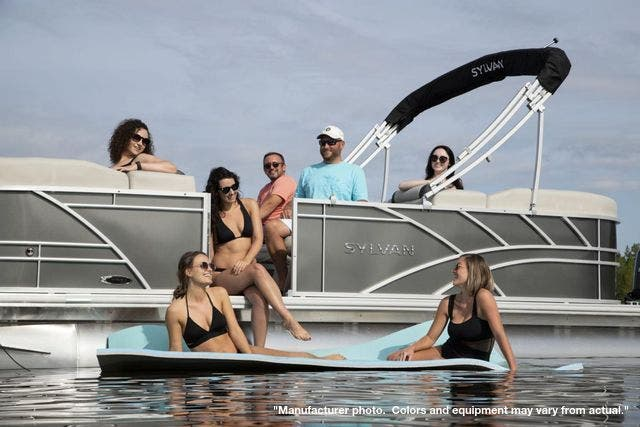 2022 Sylvan boat for sale, model of the boat is 8522MirageLZ & Image # 17 of 17
