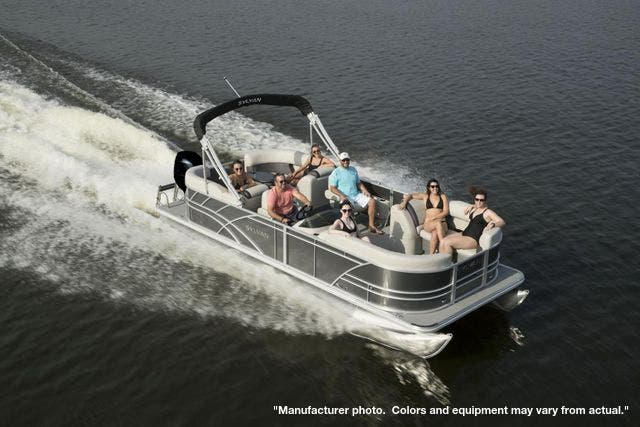 2022 Sylvan boat for sale, model of the boat is 8522MirageLZ & Image # 3 of 17