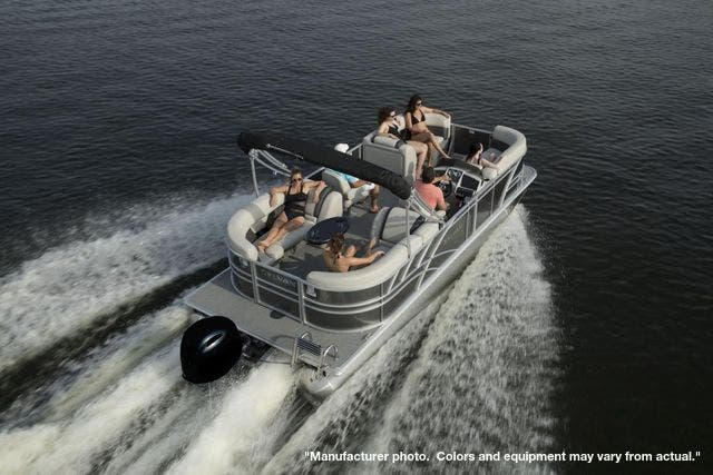 2022 Sylvan boat for sale, model of the boat is 8522MirageLZ & Image # 5 of 17