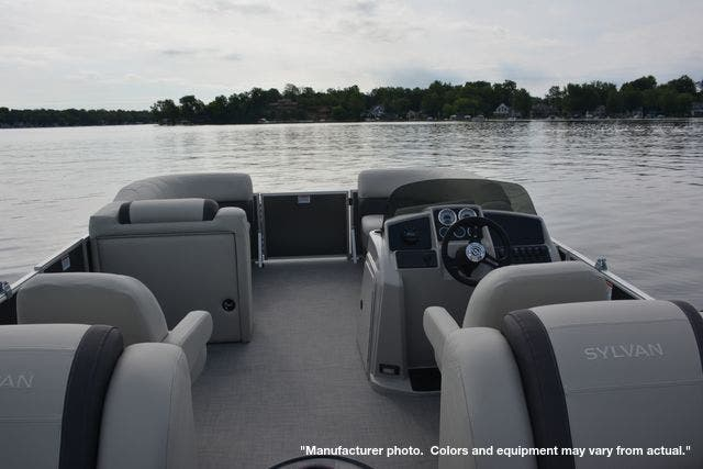 2022 Sylvan boat for sale, model of the boat is 8522MirageLZ & Image # 7 of 17