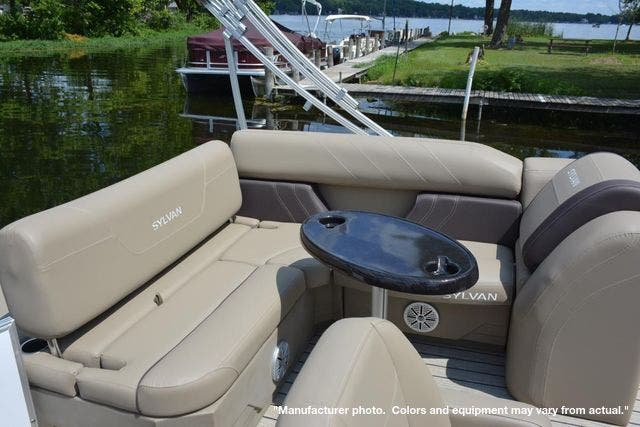 2022 Sylvan boat for sale, model of the boat is 8522MirageLZ & Image # 14 of 17