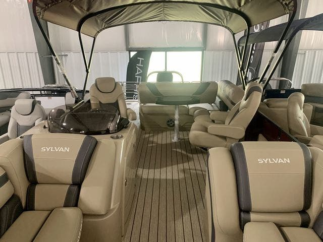 2022 Sylvan boat for sale, model of the boat is L3CLZDH & Image # 9 of 9