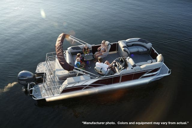 2022 Sylvan boat for sale, model of the boat is L3CLZDH & Image # 3 of 5