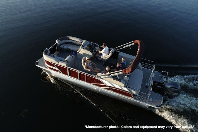 2022 Sylvan boat for sale, model of the boat is L3CLZDH & Image # 4 of 5