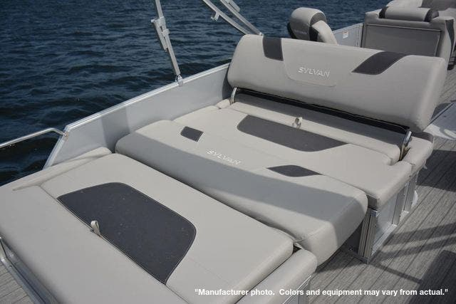 2022 Sylvan boat for sale, model of the boat is L3DLZ & Image # 10 of 11