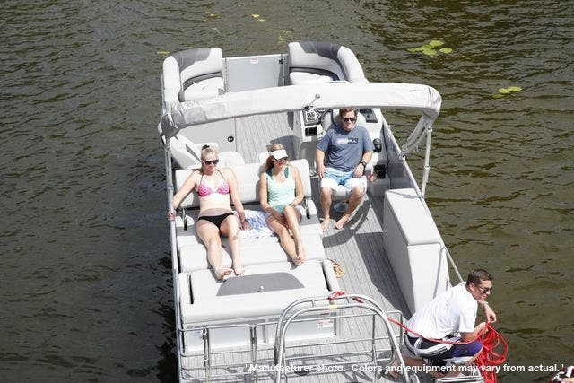 2022 Sylvan boat for sale, model of the boat is L3DLZ & Image # 11 of 11