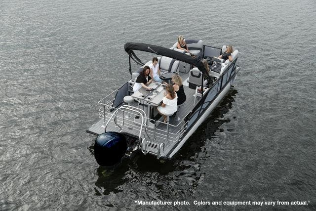 2022 Sylvan boat for sale, model of the boat is L3DLZBarTT & Image # 3 of 8