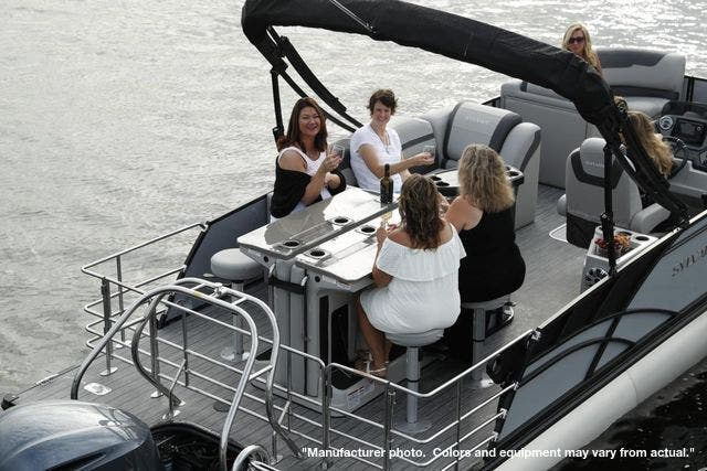2022 Sylvan boat for sale, model of the boat is L3DLZBarTT & Image # 6 of 8