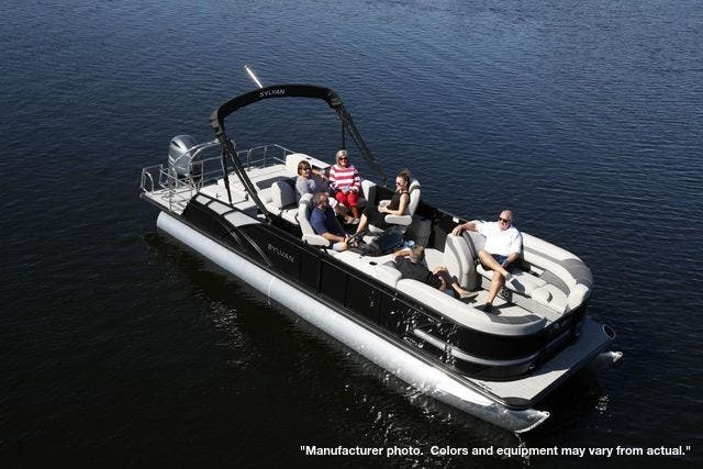 2022 Sylvan boat for sale, model of the boat is L5DLZ & Image # 5 of 16