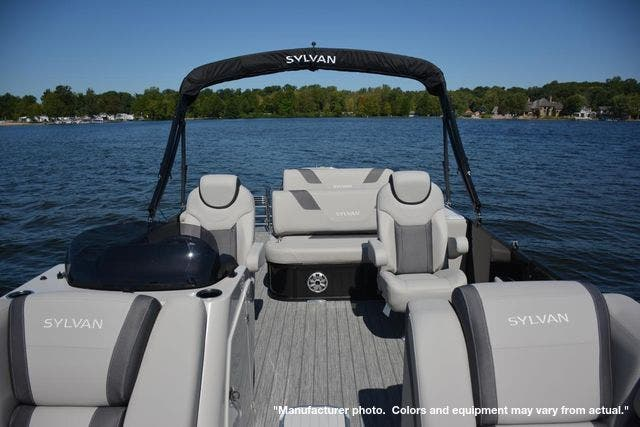 2022 Sylvan boat for sale, model of the boat is L5DLZ & Image # 9 of 16