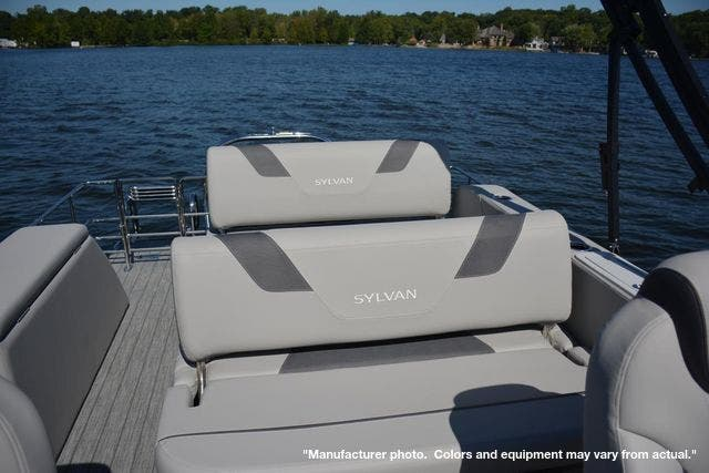 2022 Sylvan boat for sale, model of the boat is L5DLZ & Image # 11 of 16