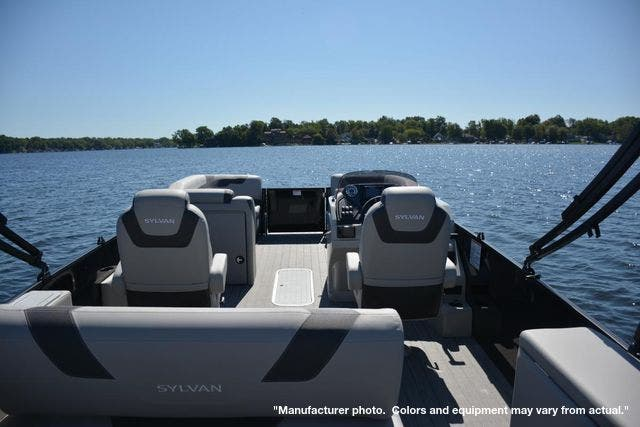 2022 Sylvan boat for sale, model of the boat is L5DLZ & Image # 13 of 16