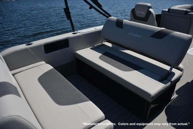2022 Sylvan boat for sale, model of the boat is L5DLZ & Image # 14 of 16