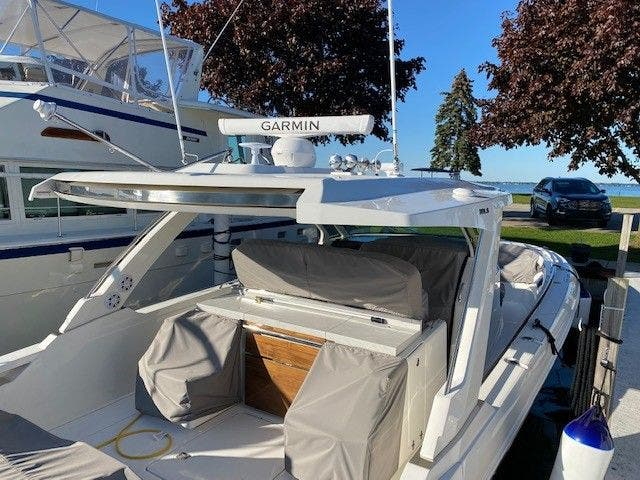 2022 Tiara Yachts boat for sale, model of the boat is 38 LS & Image # 6 of 19