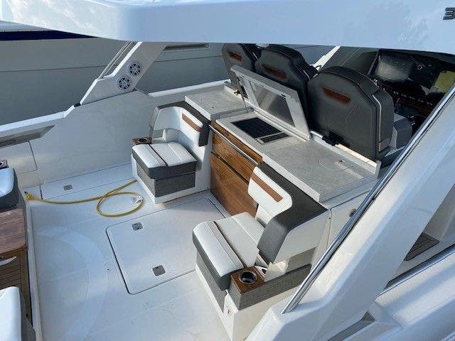 2022 Tiara Yachts boat for sale, model of the boat is 38 LS & Image # 7 of 19