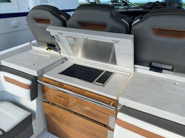 2022 Tiara Yachts boat for sale, model of the boat is 38 LS & Image # 8 of 19