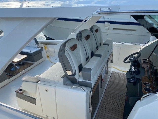 2022 Tiara Yachts boat for sale, model of the boat is 38 LS & Image # 10 of 19